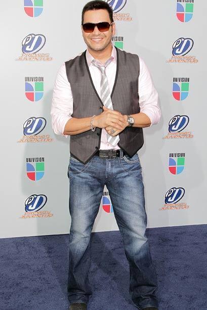 Esta vez llega con Don Francisco en compañía de su hermano, Héctor Gustavo.