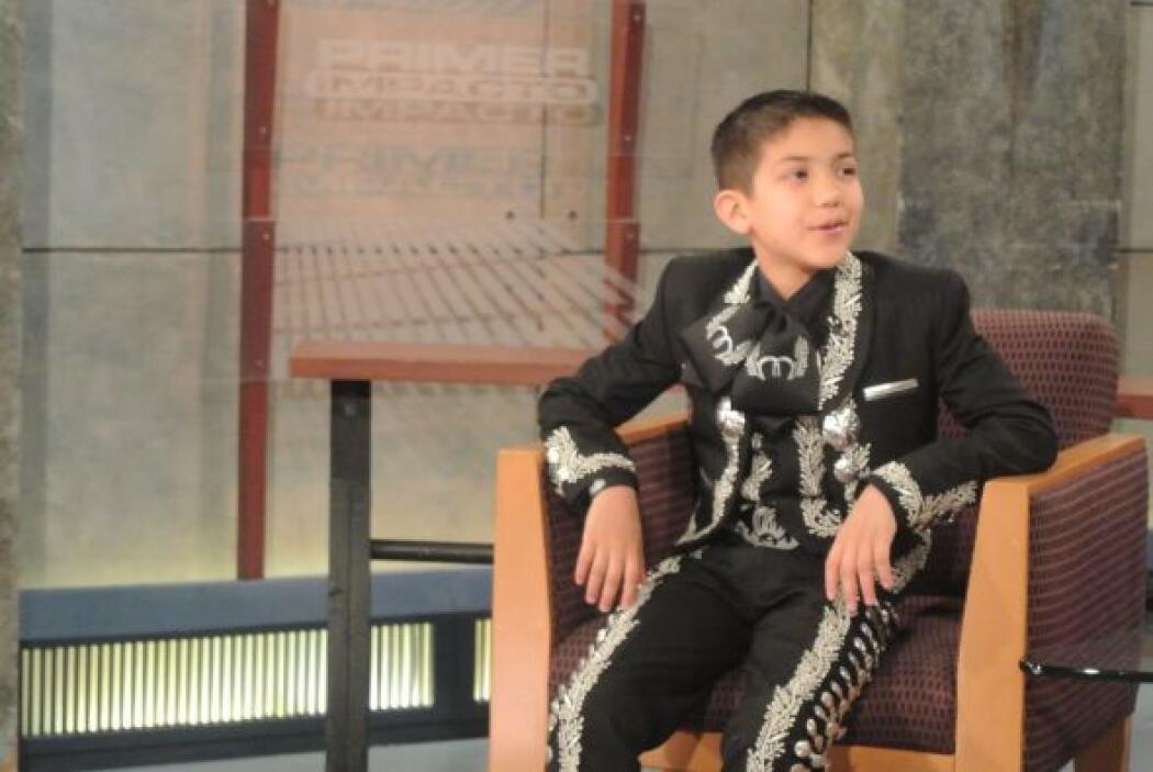 Detrás de cámaras con Sebastien de la Cruz el niño que se enfrento al ra...