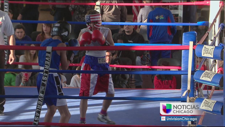 Un torneo de box juvenil en La Villita homenajea a los veteranos de la c...