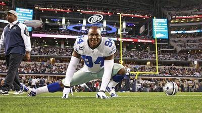 El defensivo ha dado grandes números a Dallas en varias temporadas, pero...