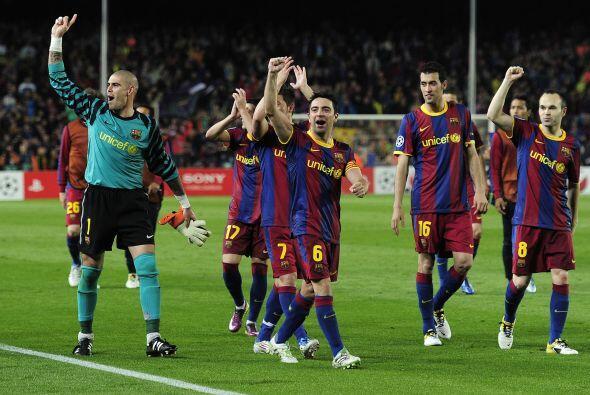 Buenos resultados en casa y a domicilio: El Barça prácticamente no ha no...