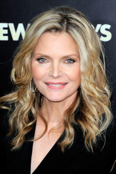 A Michelle Pfeifferlos años no le pasan, Tiene una piel env...