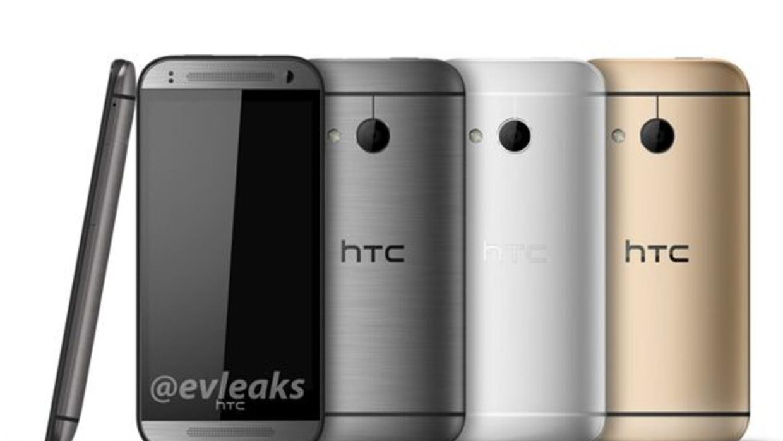 El HTC One mini 2 saldrá a la venta este año.