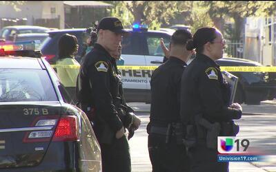 Autoridades investigan un apuñalamiento mortal al sur de Sacramento