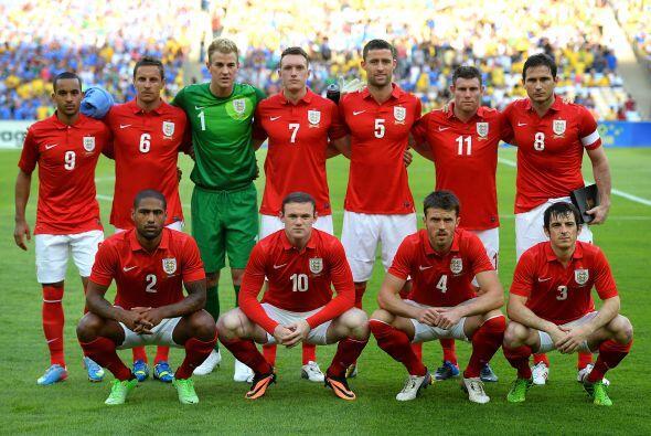 Inglaterra puede ser criticada y  señalada como una selecci&oacut...