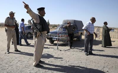 Al menos 24 muertos y 25 heridos tras atentado contra cristianos en Egipto