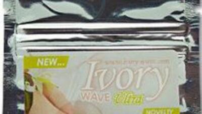"""Las """"sales de baño"""" son una droga peligrosa que se vende por internet y..."""