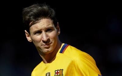"""Messi: """"Nunca miro contratos"""" que firmo"""