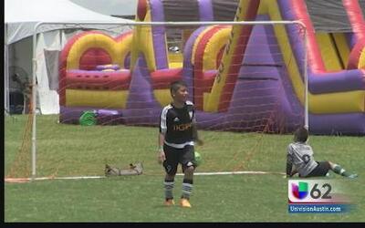 Copa Univision Austin fue todo un éxito
