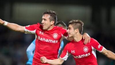 Pumas 1-2 Toluca: Los Diablos vencieron