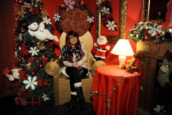 ¿Podrías creer que hay alguien que no ama la Navidad? Pues...