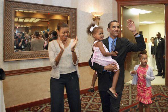 En 2005 fue elegido para el Senado estadounidense, y gracias a su carism...
