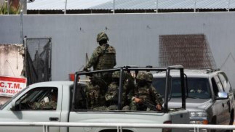 Jalisco, al occidente, es una de las entidades más golpeadas por la viol...