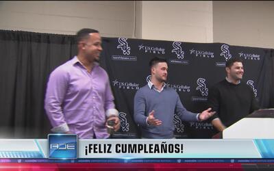 La sorpresa que se llevaron Jose Abreu y varios jugadores de los White S...