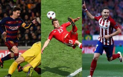 Candidatos a gol de la temporada en UEFA.com