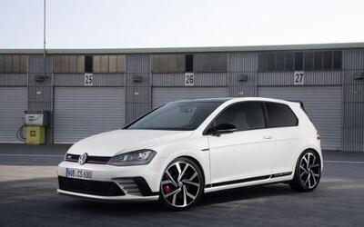 Volkswagen GTI Clubsport 40 Aniversario