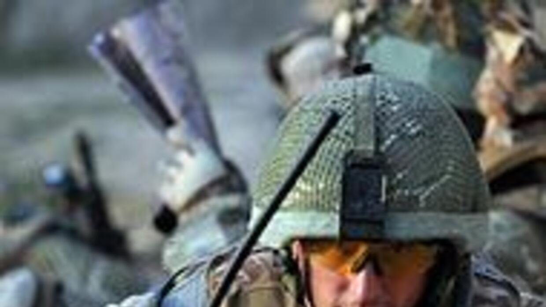 Talibanes atacaron base de la OTAN en Jalalabad, al este de Afganistán e...