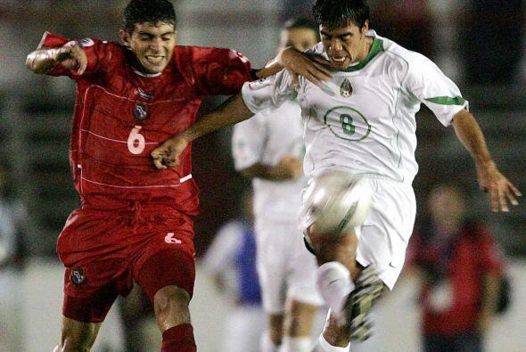 En su historia contra México, Panamá ha jugado 12 partidos, con 6 derrot...