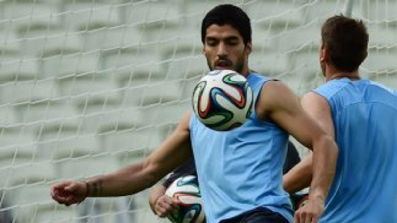 El delantero uruguayo señaló que la afición debe de estar tranquila que...