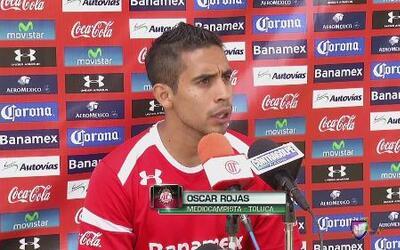 """Oscar Rojas: """"Hay que pensar bien en lo que nos está faltando"""""""
