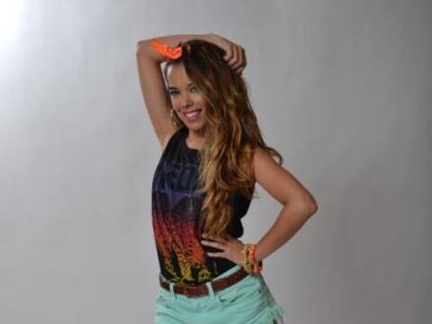 Beatriz Luengo inauguró los ensayos de Premios Juventud.