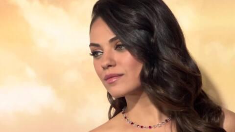 Mila Kunis compró su argolla de matrimonio por $90 en Etsy