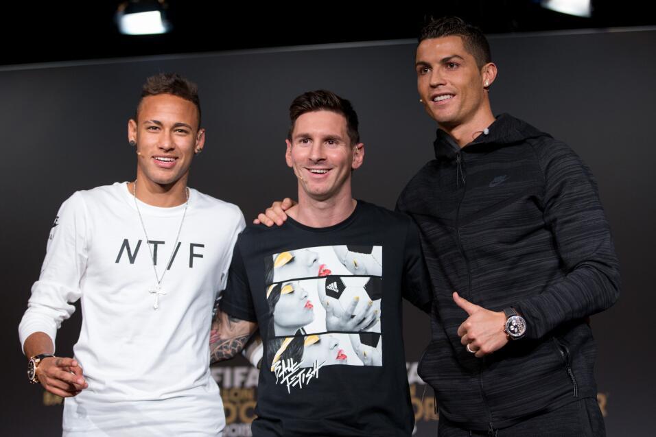 Los ganadores del Balón de Oro 2015