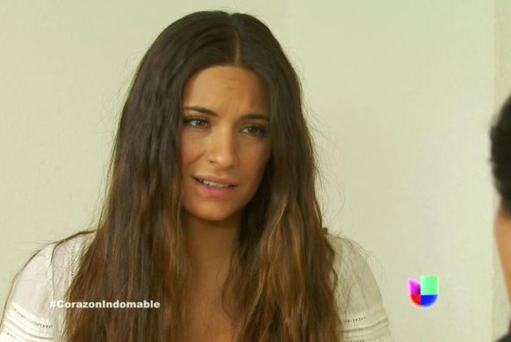 Maricruz confiesa que sí está embarazada del que fuera su esposo.