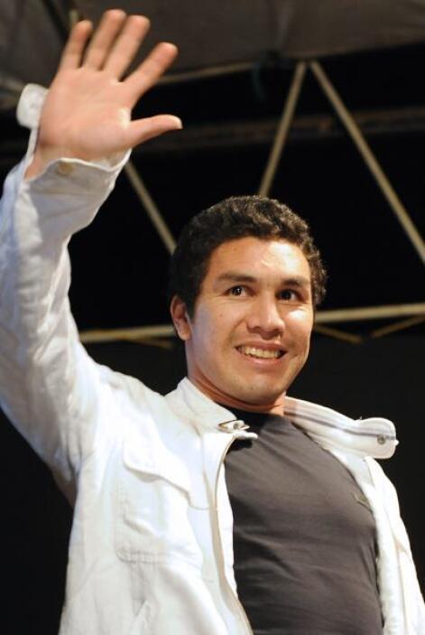 Salvador Cabañas fue agredido en un baño de un bar en Ciudad de México....