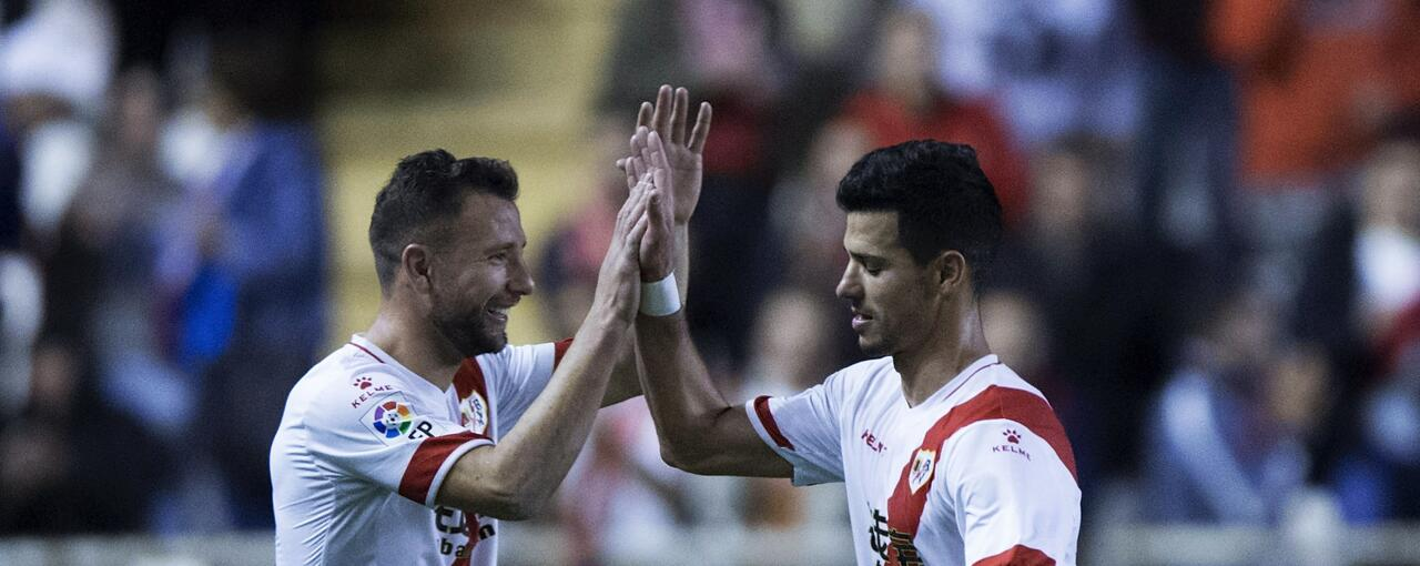 Video: Rayo Vallecano vs Las Palmas