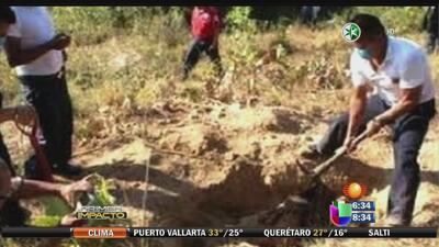 Aterrador hallazgo de 31 cadáveres en Veracruz