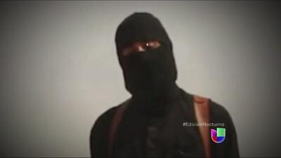 Cacería contra el verdugo de James Foley
