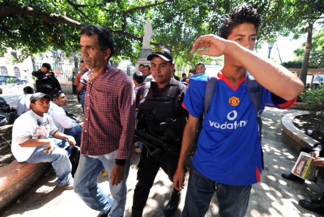 El Comité de Familiares de Detenidos Desaparecidos en Honduras (COFADEH)...