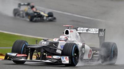 Sauber parece estar cada vez más cerca de lograr una victoria en la F1.