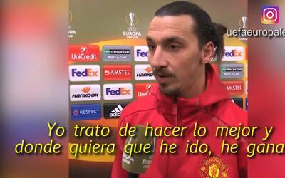 """Zlatan Ibrahimovic: """"Yo soy como Indiana Jones"""""""