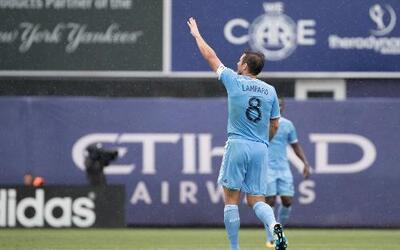 Lampard y el primer 'hat-trick' de New York City FC en la MLS.