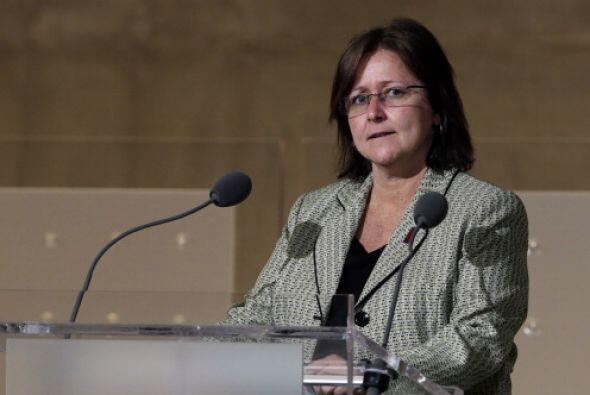 Kayla Bergeron q  uien   fue Jefa de   Asuntos Públicos   y   Gubernamen...