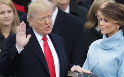 100 días de Trump concentrados en tres minutos