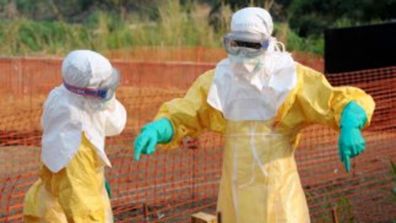 """El brote de ébola en Guinea constituye una """"epidemia sin precedentes"""", c..."""
