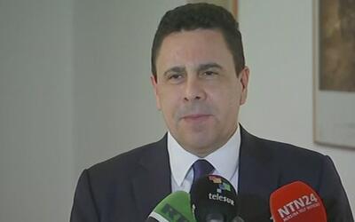 Reafirman la independencia y soberanía de Venezuela al formalizar su pro...