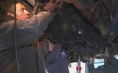 Prepare su vehículo para la temporada invernal en Chicago