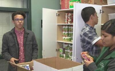 Banco de alimentos gratuito está cambiando la vida de muchos hogares en...