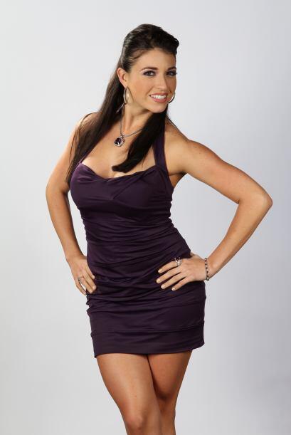 Shanik Hughes es mexicana y se presentó al casting en Miami. Es e...