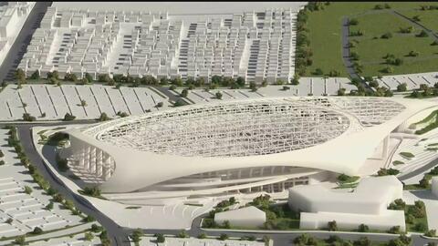 Comenzó la construcción del nuevo estadio de los LA Rams
