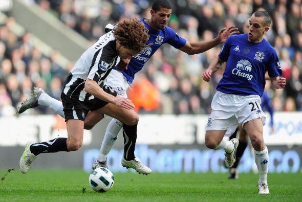 Newcastle sigue su ritmo irregular en la Liga Premier y volvió a cosecha...
