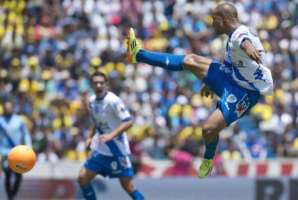 Jugó los 90 minutos, anotó si gol al minuto 86, fue amonestado al 87' ti...