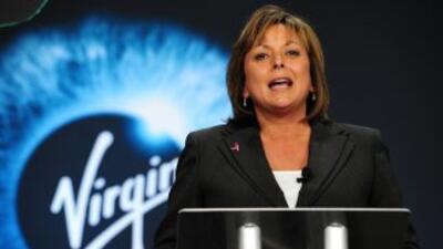 Gobernadora de Nuevo Mexico, Susana Martinez.