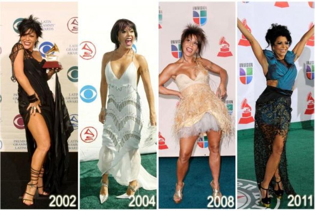 Como uno se viste es y así de extravagante es 'La Guzmán'.