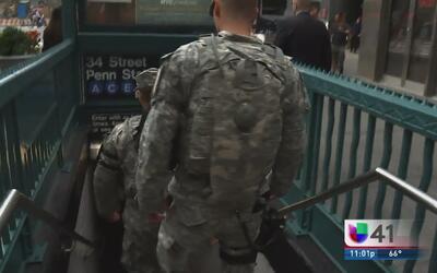 Comisionado del NYPD asegura que no hay amenaza terrorista para el 4 de...