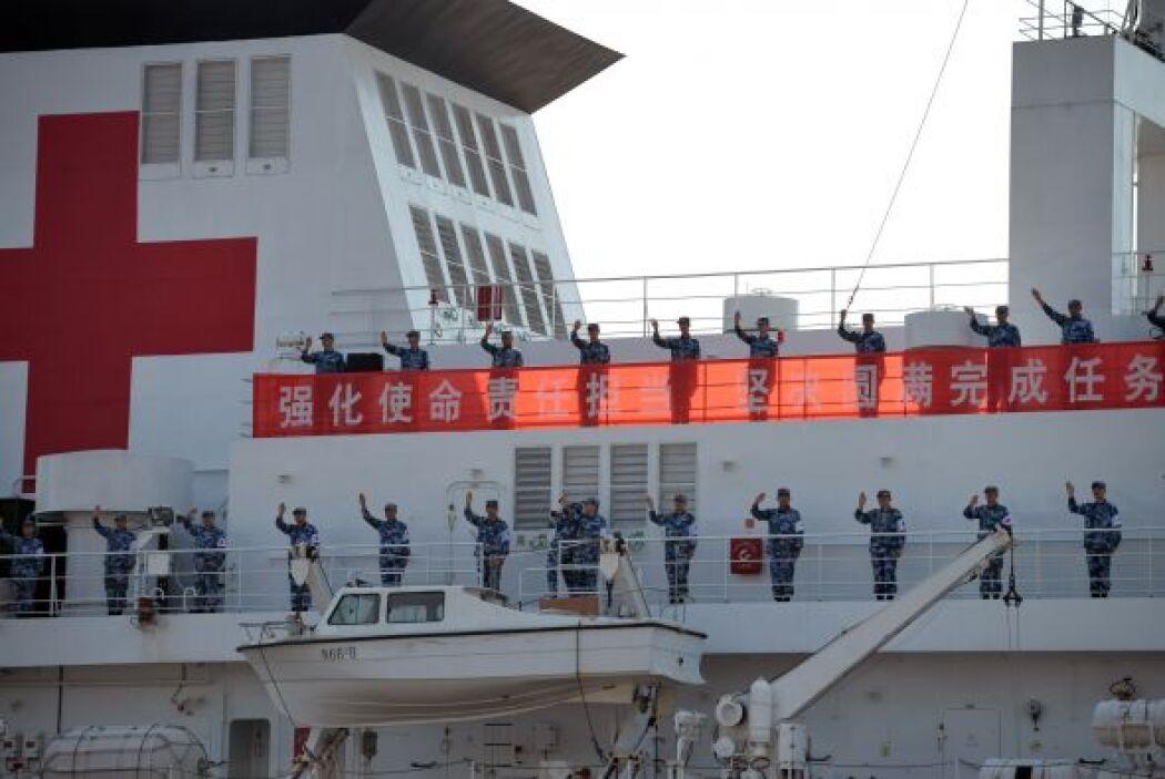 El anunció surge entre la fuerte ola de críticas que recibió Pekín por l...